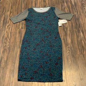 Lularoe Julia dress NWTs size S